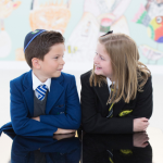 In Scotland, Jewish and Catholic Schools occupy same building.