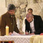 Perpetual Vows of Br. Cristóvão, NDS.