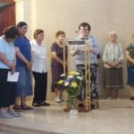 Sr. Phil celebrates jubilee of religious life.
