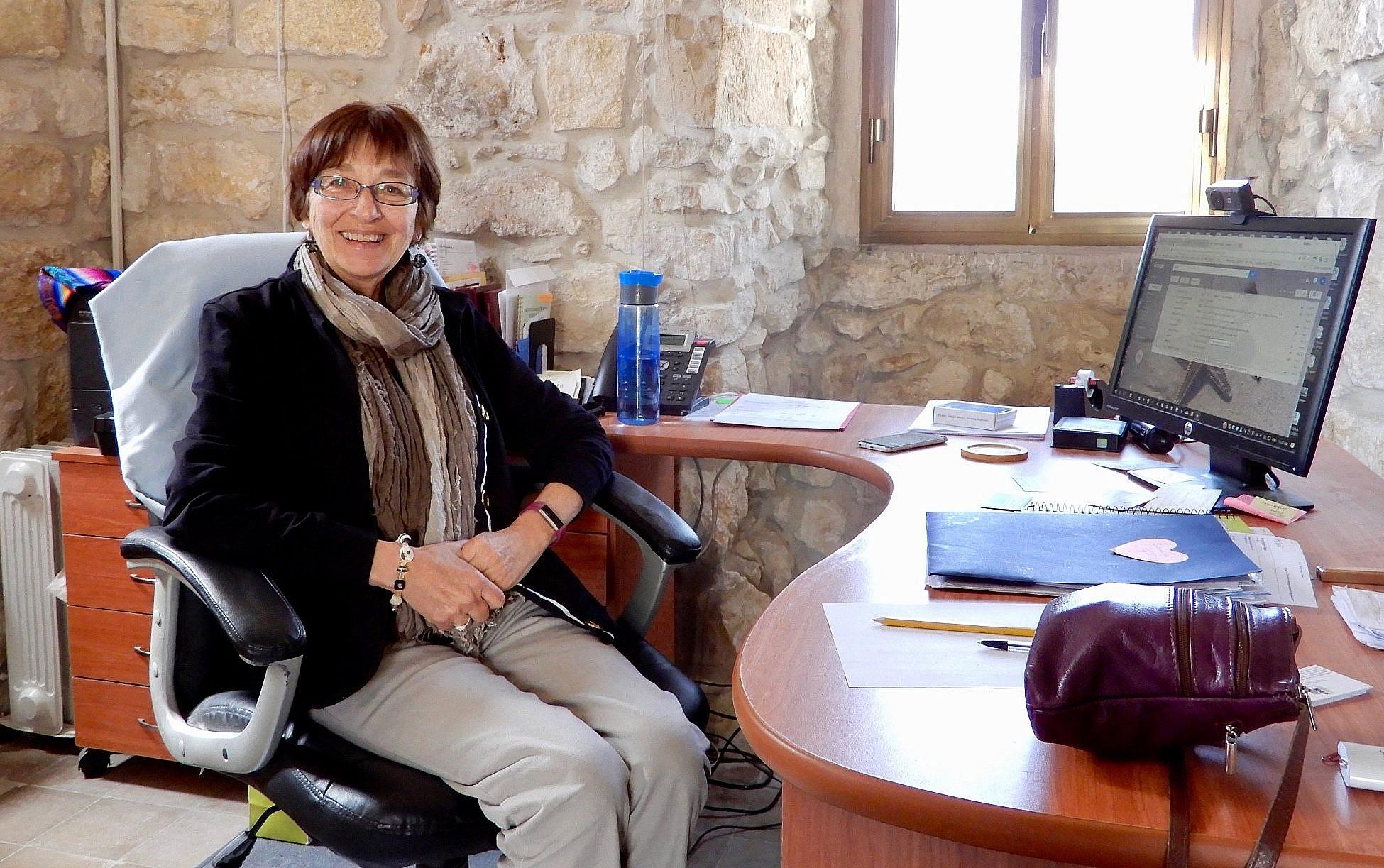 Israeli media writes about Sisters' work in Jerusalem.