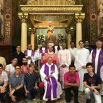 Photos: Commemoration of Fr. Glugoski's anniversary of ordination.
