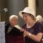 Sr. Regine Celebrates 75 Years of Religious Life.
